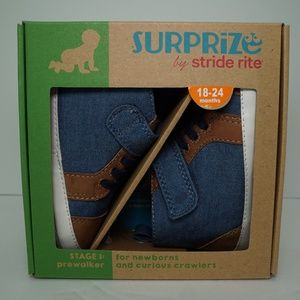 Baby Boys' Surprize by Stride Rite Denver High Top